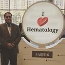 Dr. Omar  Fco. Coronel Ayala Medico adscrito al depto. Hematologia en Hospital Angeles PEDREGAL e Instituto Nacional de Cardiologia