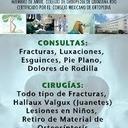 Dr. Victor Manuel TRAUMATOLOGÍA Y ORTOPEDIA
