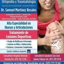 Dr. Samuel Martínez Ortopedia y Traumatología