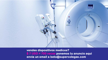 Vendes equipo medico? $ 7 USD / 7000 displays